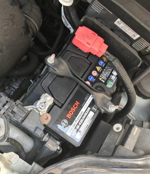 そろそろバッテリーがヤバそうなので自分でN-ONEのバッテリー交換してみました^^