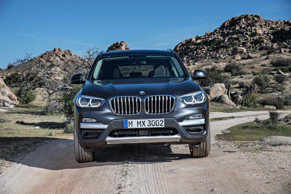 新型BMW X3(G01)の日本での発売日予定日が判明!?
