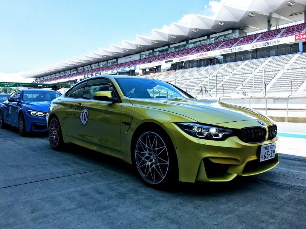 「BMW M4 クーペ Competition」をサーキットでテストドライブ!!BMW MOTORSPORT FESTIVAL 2017 in 富士スピードウェイに参加してきました♪