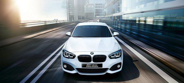 新型BMW1シリーズ118i/118d Mスポーツ・エディション・シャドー1,000台限定で発売!ACCなど魅力的な装備満載でどれくらいお得か調べてみた^^
