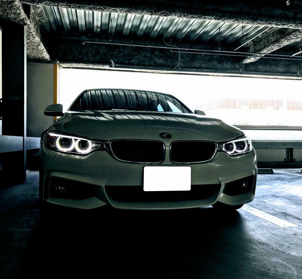 「デイタイムランニングライト(DRL)」が解禁されたので、BREX CODE PHANTOM for BMWで設定してみた^^