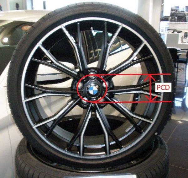 BMWホイールのPCDが2015年あたりから120mm→112mmに変わったのは何故なんでしょうね?