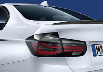 BMW3シリーズ(F30,F31)用M Performanceブラックラインテール正式発表!
