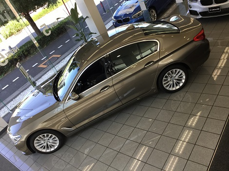BMW新型5シリーズセダン・ツーリングの新車が50万引き!!9月は ...