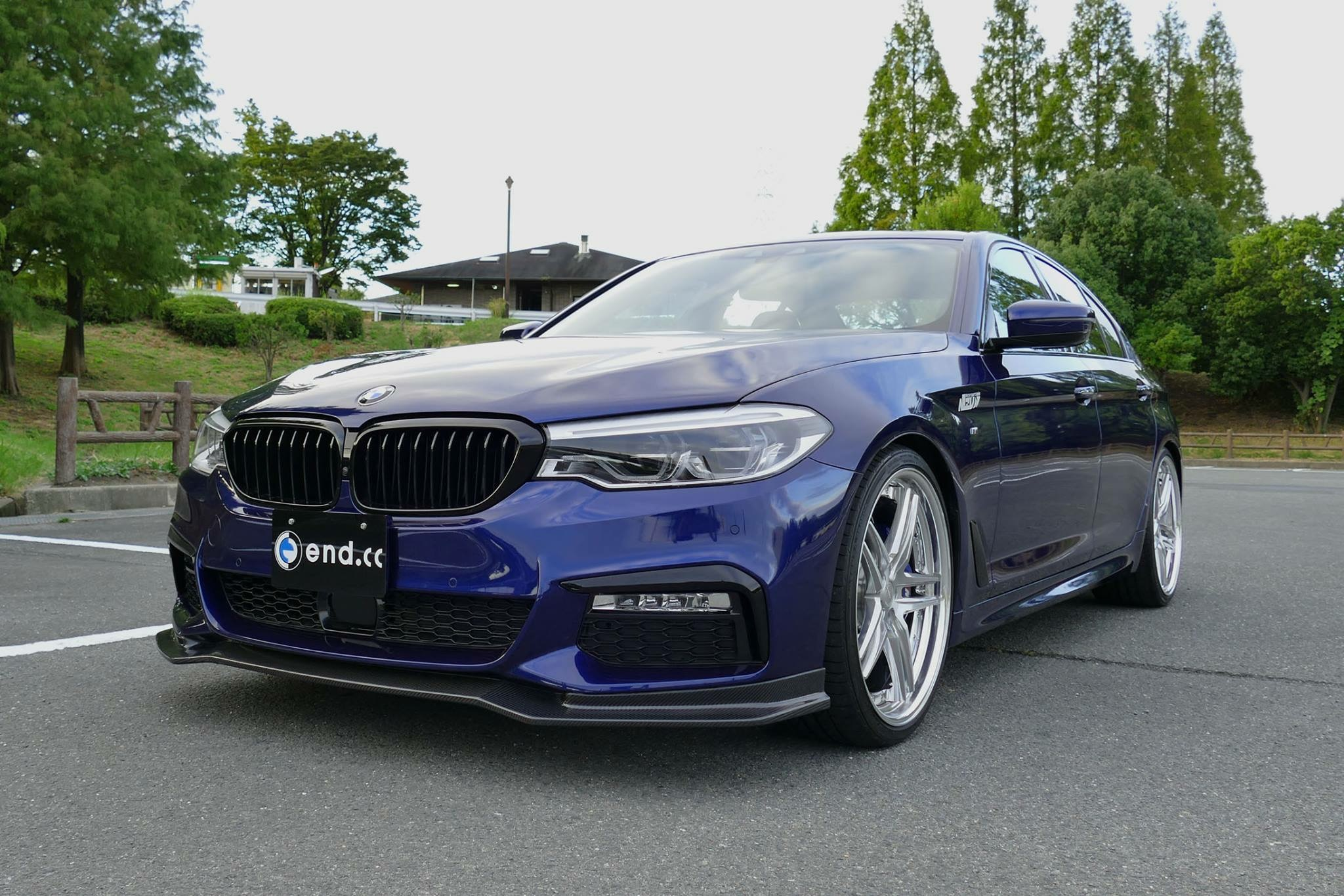 BMW新型5シリーズ(G30,G31)向けのエアロが続々登場!end.ccのエアロがカッコイイ♪みなさんはどれがお好みですか^^