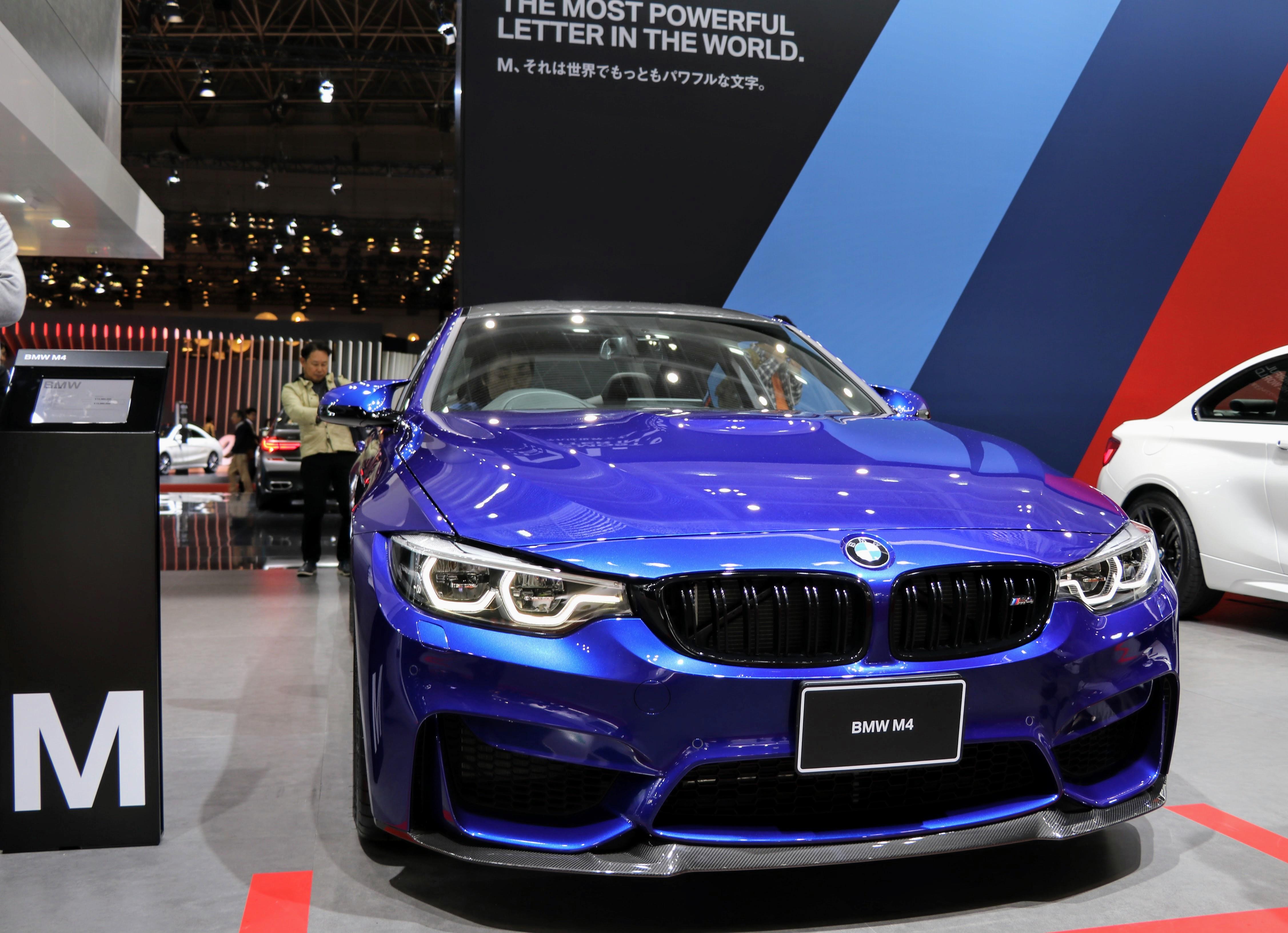BMW M3(F80)M4(F82,F83)の最終生産台数や販売比率は?旧型M3 E90/E92/E93との比較も