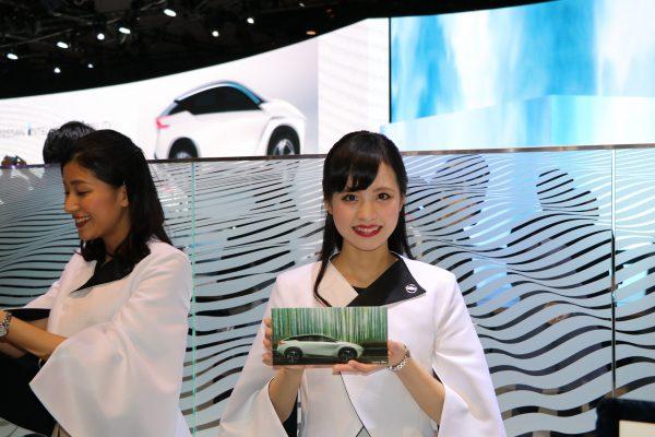 【ニッサン・ミツビシ編】東京モーターショー2017に行ってきました♪ワールドプレミア日産「IMx」三菱「e-EVOLUTION CONCEPT」写真&インプレ・レポートvol.8