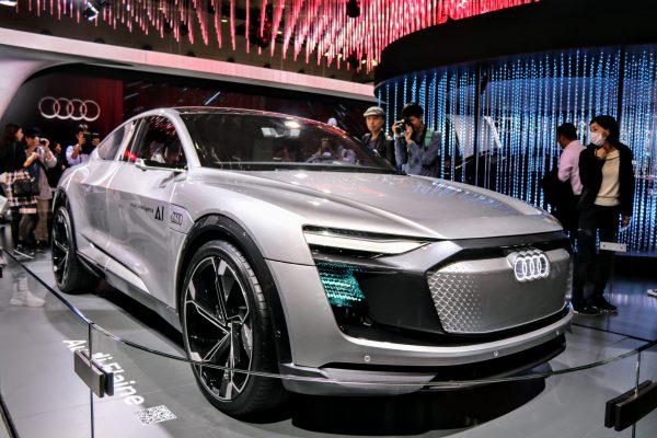 【アウディ編】東京モーターショー2017に行ってきました♪レベル4の自動運転搭載「Audi Elaine concept」など写真&インプレ・レポートvol.10