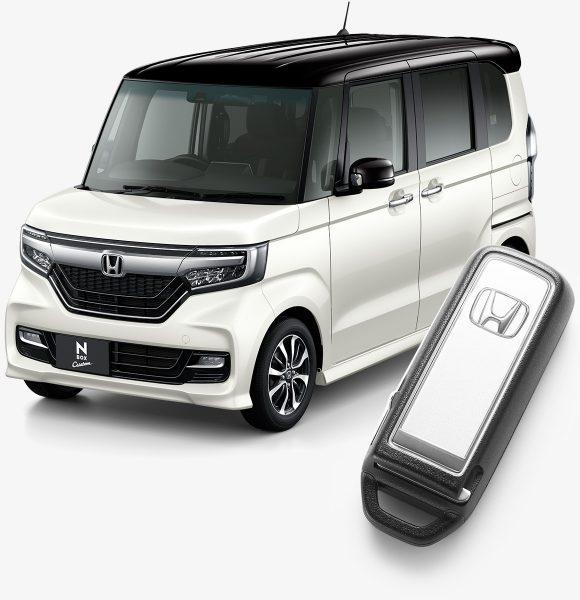 ホンダ新型N-BOXカスタム・ターボ契約しちゃいました^^;