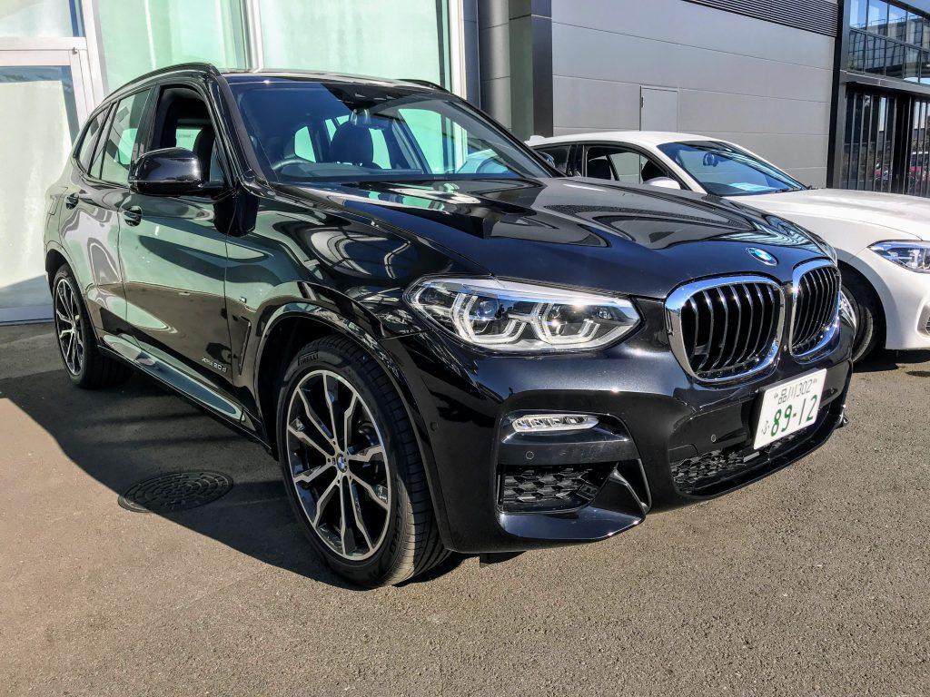 新型BMW X3 xDrive20d M Sport試乗レビュー^^【BMW GROUP TOKYO BAY 初訪問編・試乗レポート】vol.1