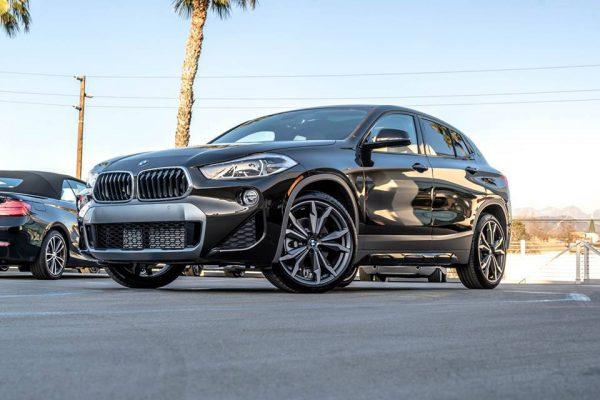 BMW新型X2の日本導入モデルはやはりガソリンモデルのみ!理由は・・・