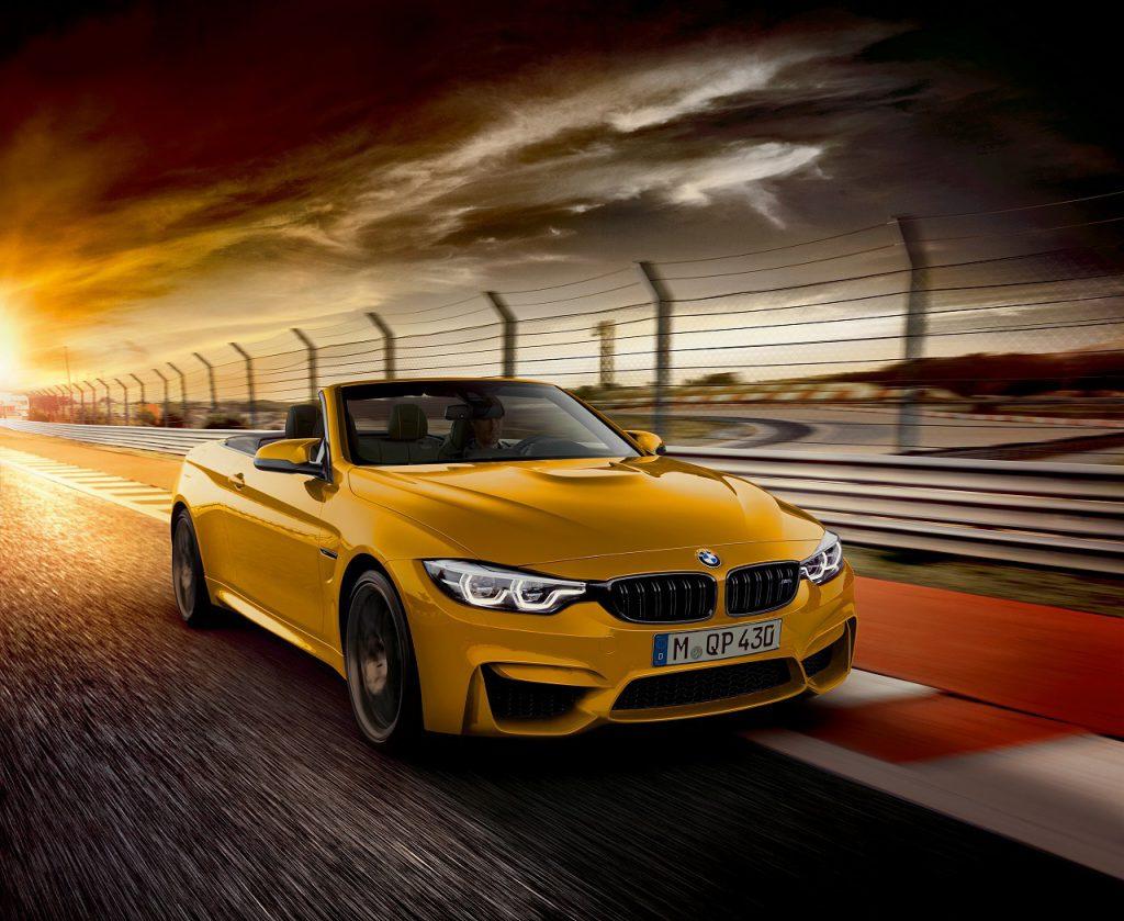 BMW M4カブリオレ限定車「Edition 30 Jahre (ヤーレ)」発表!今年日本に導入が噂されるM4カブリオレはこれとは別か?!