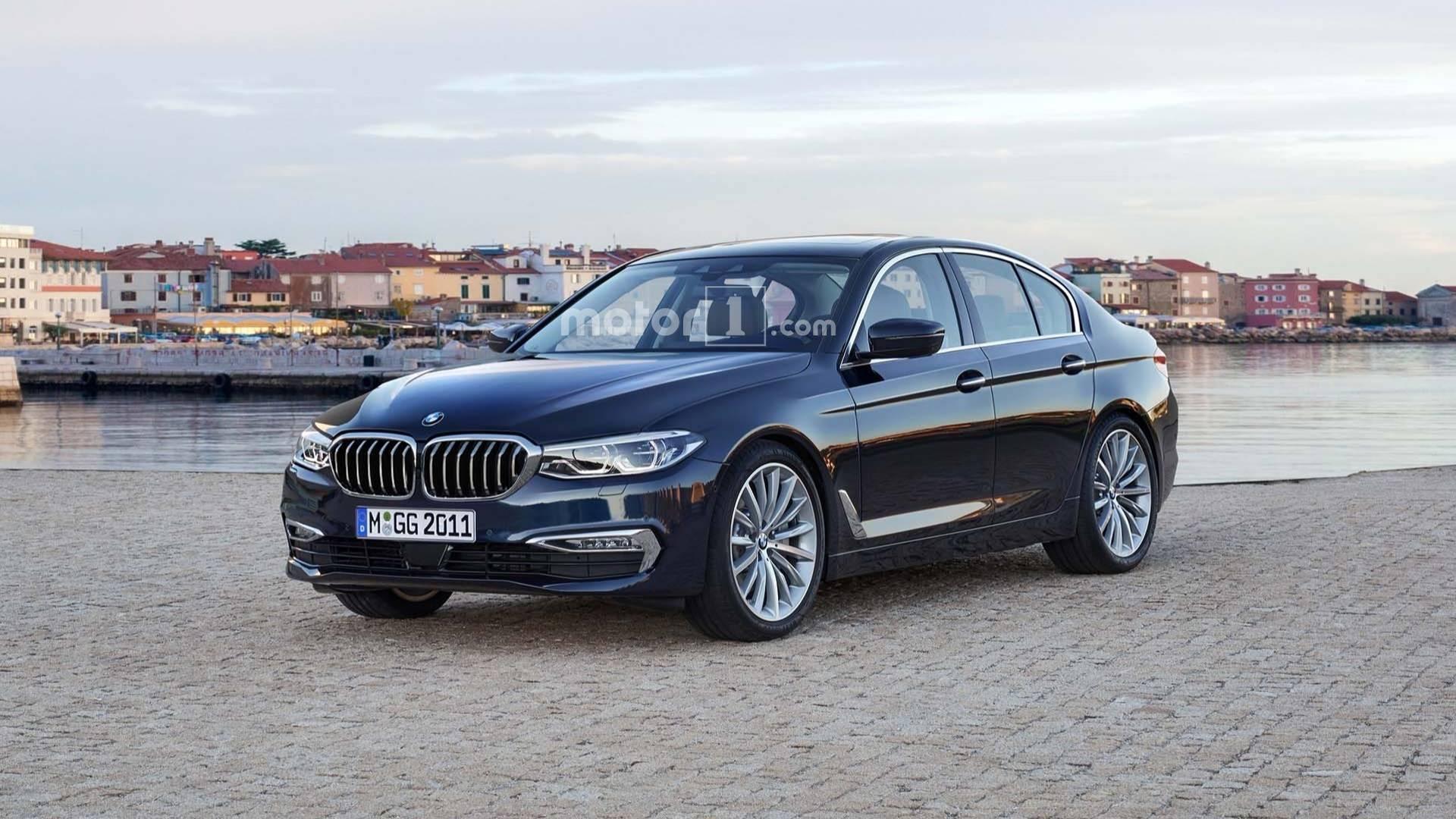 次期BMW3シリーズ(G20,G21)の最新レンダリング画像!これは、それっぽい感じかも^^