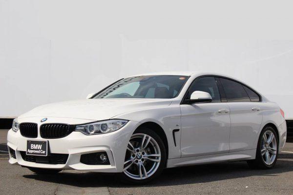 My4シリーズグランクーペ(BMW420iGC Mスポーツ)と年式と距離、仕様がほぼ同じの中古車両の販売価格にちょっと凹む(汗