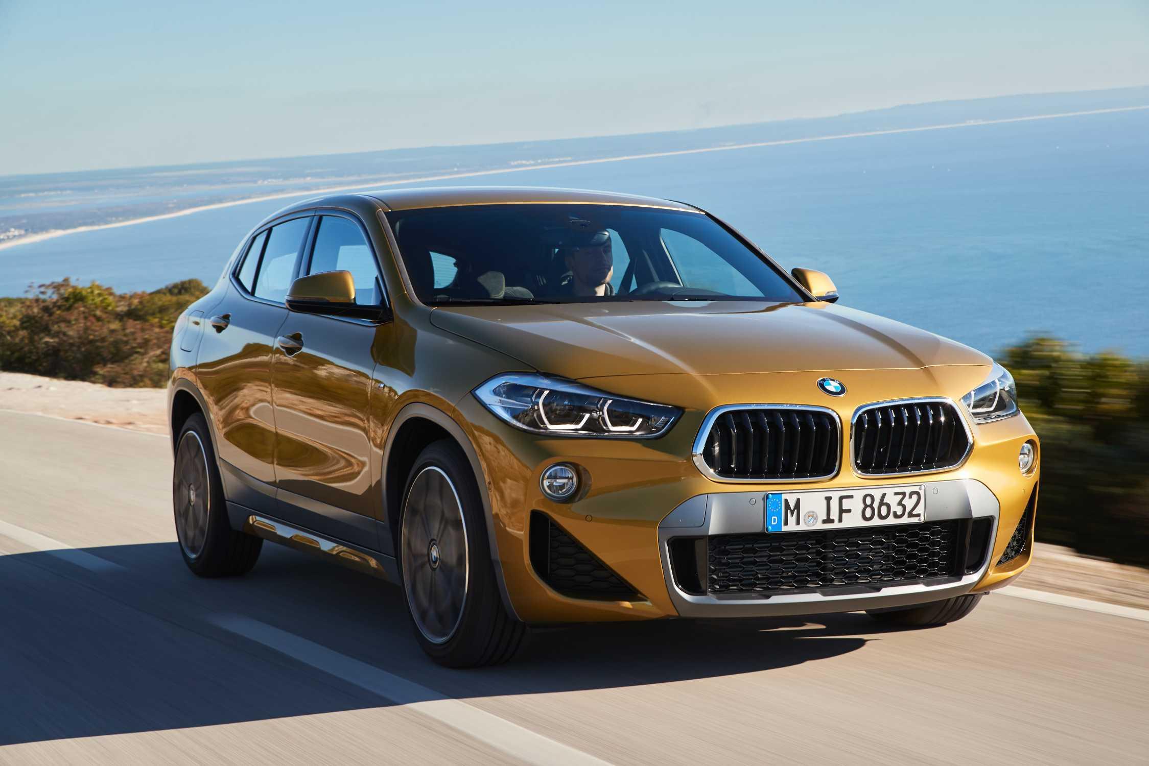 BMW X2の日本での発売日が確定!?Xデーは…