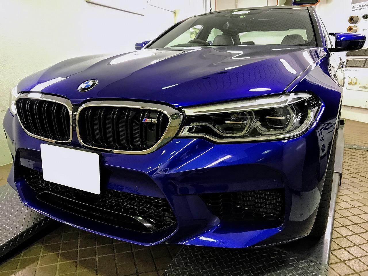 BMW新型M5が2018ワールドパフォーマンスカーを受賞!歴代受賞車やノミネートモデルは?