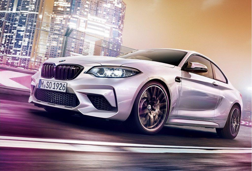 BMW M2コンペティション(M2CS)のHP公式画像とスペックがリーク!ベースグレードのM2はどうなる?