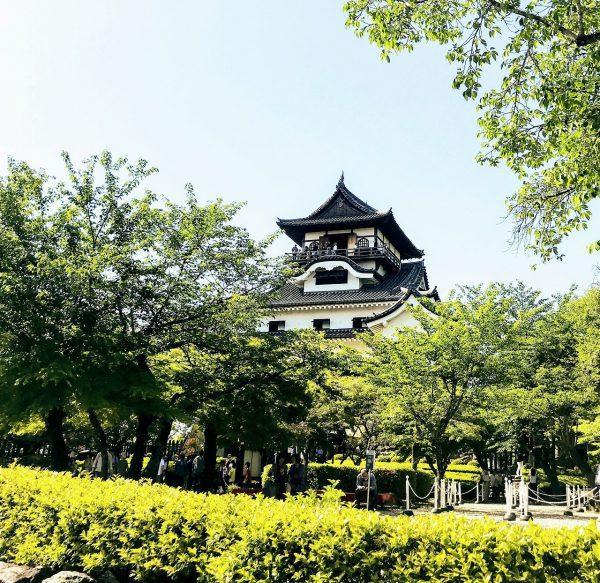 GW前半はクルマでお出かけ♪愛知県の国宝犬山城を見てきました^^