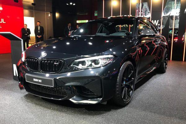 日本全国100台限定「BMW M2クーペEdition Black Shadow」が発売!「M2コンペティション」を待つか悩ましいですね^^;