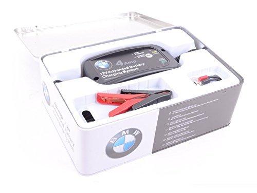 交換コストが高いバッテリーの寿命を延ばすBMW純正(日本未発売/US限定)バッテリー充電器が良さげ^^