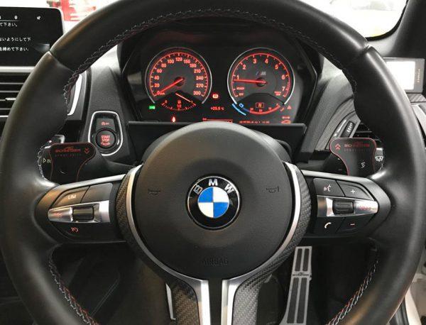 BMW Mモデル&F系の社外パドルシフト大本命!AC Schnitzer SPORTパドル発売!!気になる価格は?