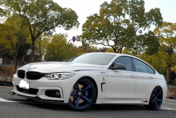 BMW専門店Studieの車種別売上げランキングが興味深いです♪F36-420GCが大健闘^^