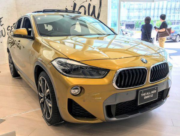 BMW Tokyo Bay試乗&New X2デビューGWスペシャルイベントに4シリグループの皆さんと行ってきました^^