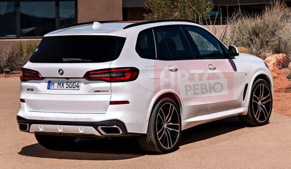 新型BMW X5(G05)のオフィシャルフォトがリークか!?かなりカッコいいですね^^