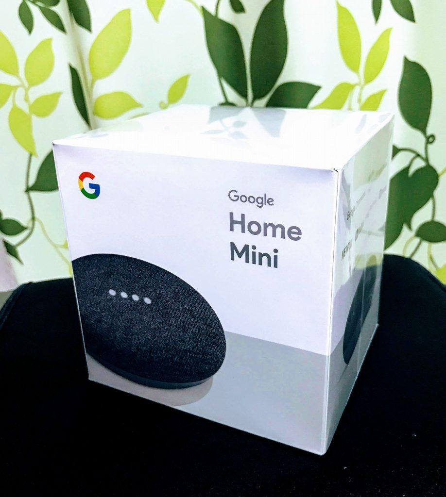 「Google Home Mini」が楽天や大手家電量販店で期間限定セール中なのでヨドバシカメラで買ってきました♪6,480円→3,240円の半額セール中!