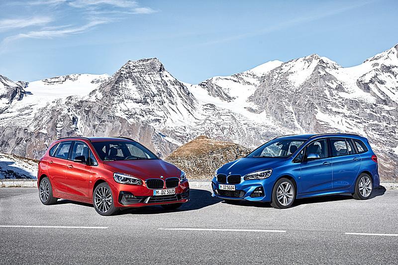新型BMW2シリーズアクティブツアラー/グランツアラー発売!LCIで更に魅力的になりました^^