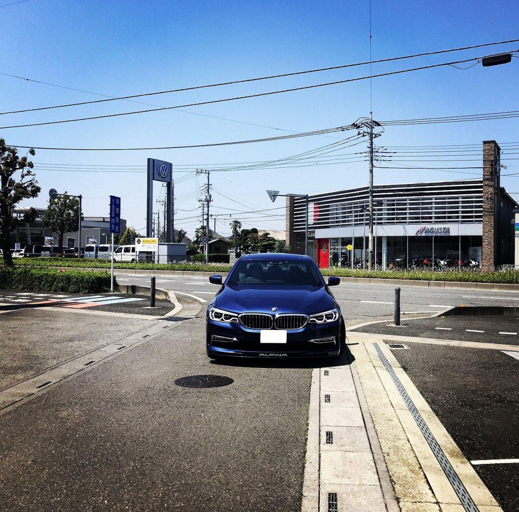 【試乗レポート】新型BMWアルピナD5Sに試乗しました^^