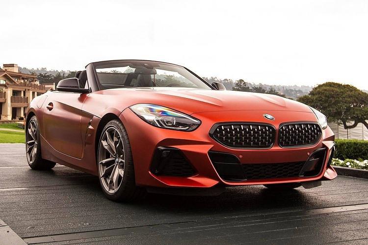 新型BMW Z4(G29)市販モデルがワールドプレミア!!