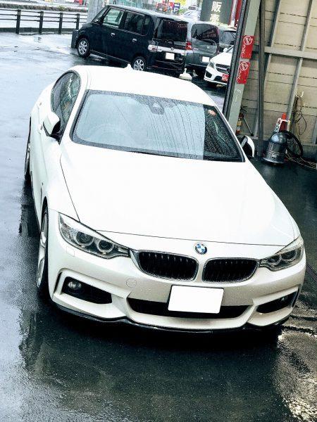 愛車(BMW4シリーズグランクーペ:420iGC)とのお別れは突然に・・・