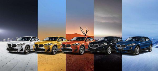 人気に火がつくか?BMW X2にsDrive18i追加!香取慎吾氏の地上波CMオンエア踏み切りやAmazonでの販売など^^;