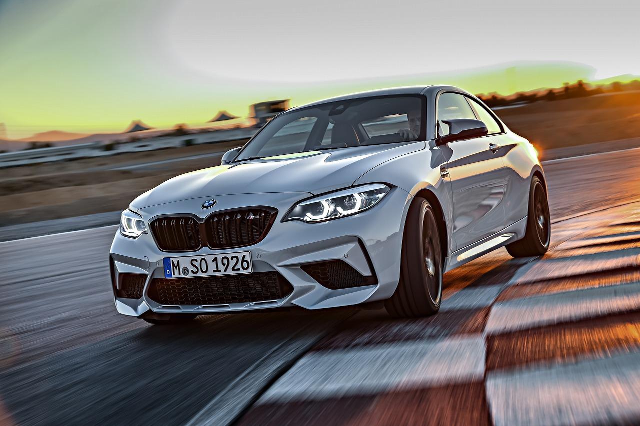 BMW M2 Competitionが日本でも発売開始!気になる価格、既存Mきクーペとの価格差は?