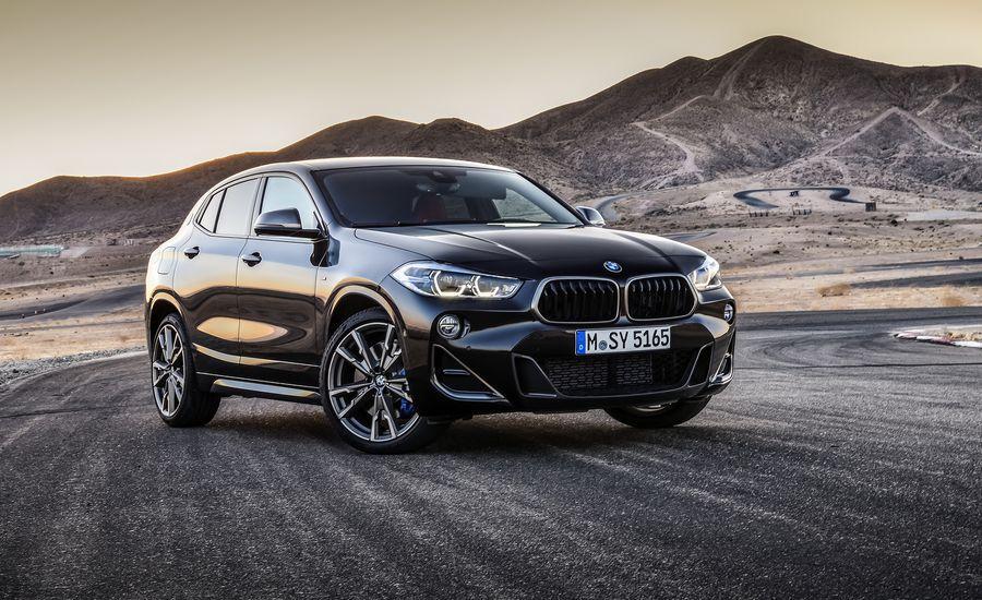 BMW初の4気筒ターボのMパフォーマンス・モデル「X2 M35i」発表!