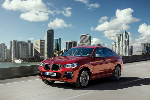 BMW X4がフルモデルチェンジ!新型X4(G02)を本日から発売開始!