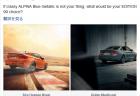 アルピナ特別限定車「BMW ALPINA B4 S Bi-Turbo EDITION 99」のボディカラーはファイアオレンジかグリジオメディオのどちらがお好み?アルピナがアンケート中^^