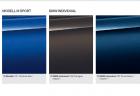 BMW新型3シリーズ(G20)はMスポーツ専用色エストリルブルーが廃止で、Portimao Blueに変更!?