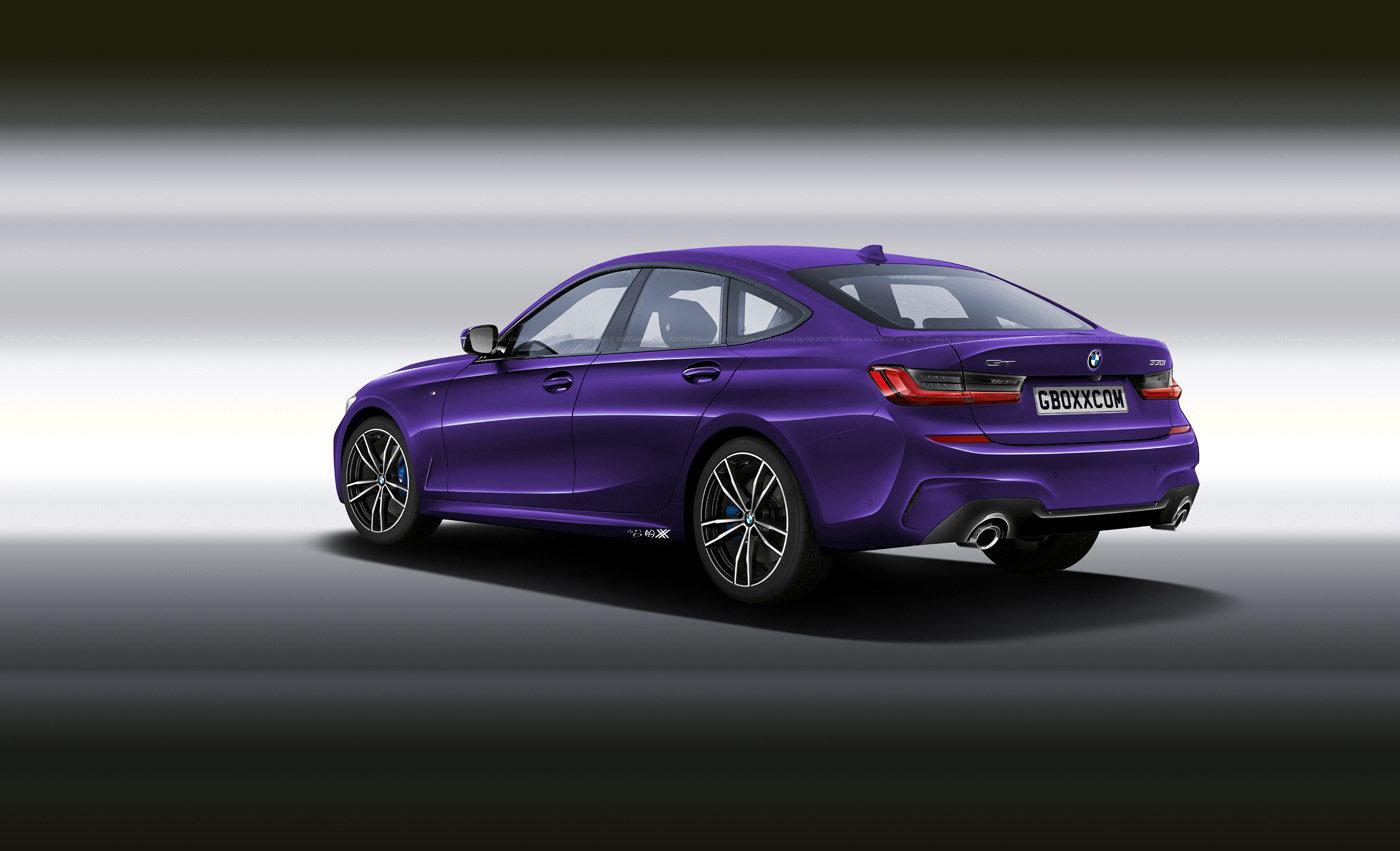 新型G20ベースの次期BMW3シリーズGT(廃止)、4シリーズクーペ&カブリオレの予想CGレンダリング画像♪