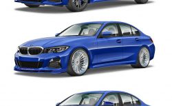 BMW新型3シリーズツーリング(G21)、G20ベースのアルピナB3にM3までフォトショップ職人のレンダリング画像が凄い^^