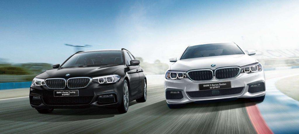 お買得な特別仕様車「M Spirit」が5シリーズにも!「BMW5シリーズ523i Sedan/523d Touring M Spirit」発売!ベースやMスポーツモデルとの違いは?