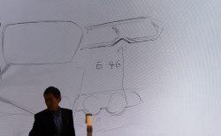 新型BMW「3シリーズ(G20)」のヘッドライト下部の窪みは「E46」をモチーフにオマージュしたデザイン!