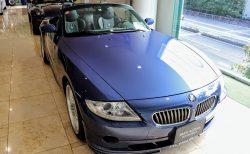 【BMW Z4 ALPINA ROADSTER S,B4Sカブ,B6カブ編】稀代のアルピナオープンモデルを展示「BMW ALPINA Heritage Days」に行ってきました^^【最終回】