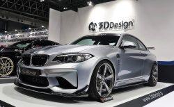 3D DesignのBMW M2コンプリートカー2台が嫁ぎ先を募集中!装着パーツ総額360万円の全塗装ピュアメタルシルバーのM2がかっこよすぎます^^