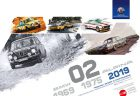 2019年BMW ALPINAオリジナル・カレンダーNicole限定バージョン!欲しいけど価格が・・・