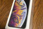 スマホをiPhone7PlusからiPhone XS Maxに機種変更(買い替え)しました♪開封レポートと簡易レビュー^^