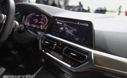 新型BMW新型3シリーズ(G20)ではCD/DVDプレーヤーが無くなる模様。。