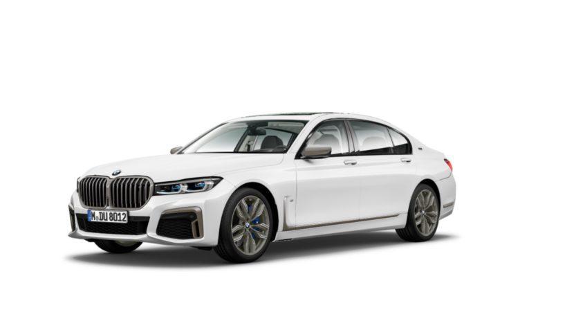 BMW新型車X7に続いてBMW7シリーズもフェイスリフトでキドニーグリルが超巨大化か・・・フルオープンのリーク画像が出回る