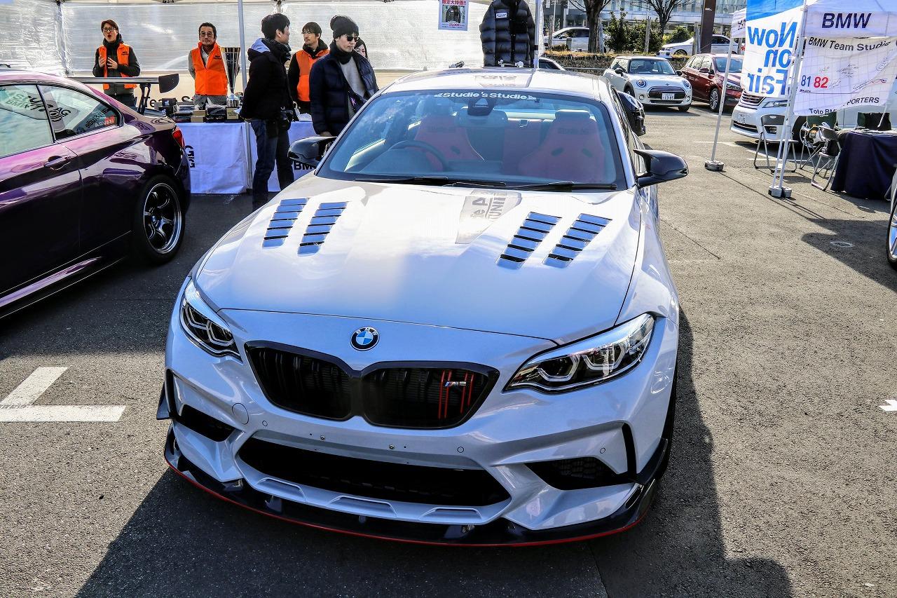 BMW Familie!2019参加レポート【出展企業のデモカー拝見編】